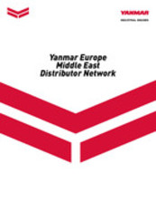 YANMAR Distributor Network Middle East - Industrial Engines